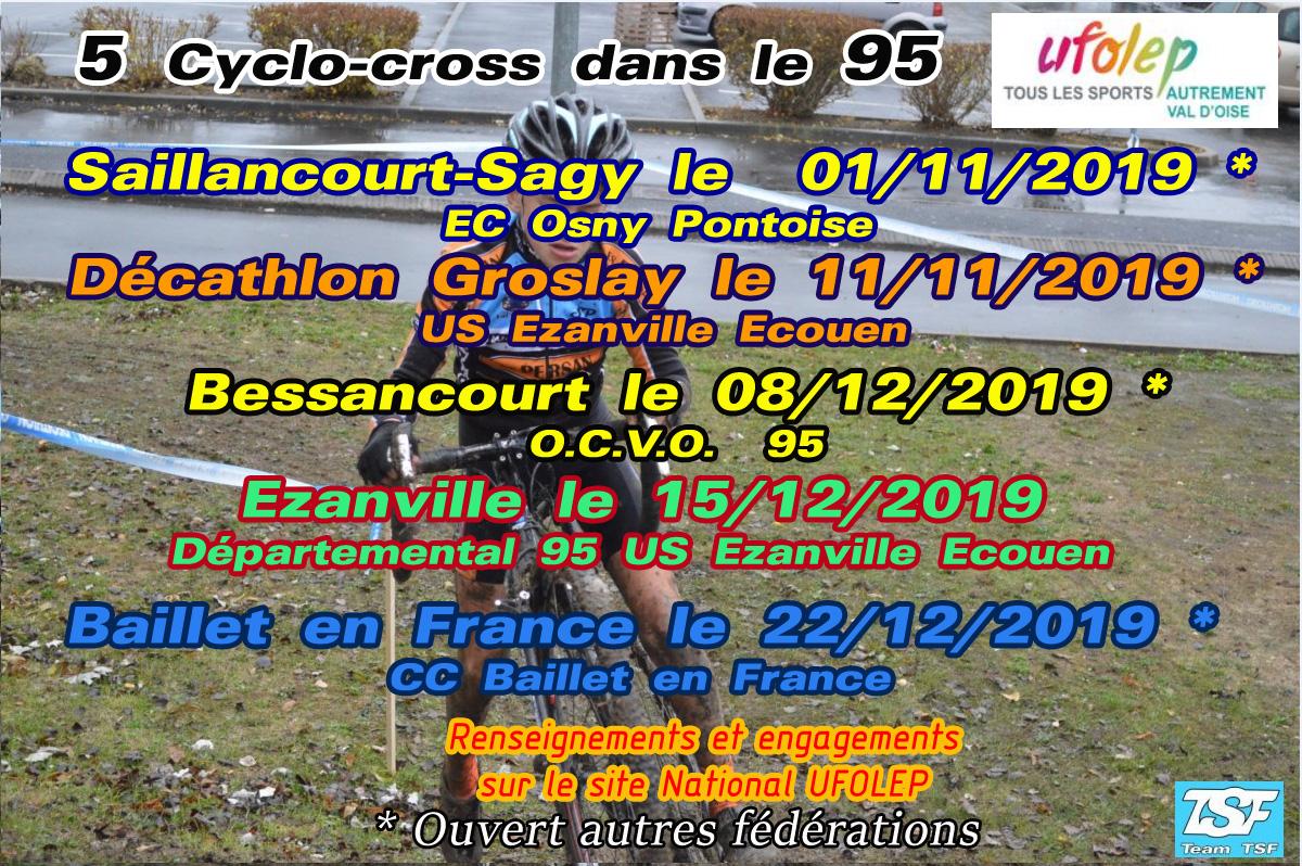 Calendrier Ufolep 2019 Cyclisme.Avenir Cycliste Bessancourt